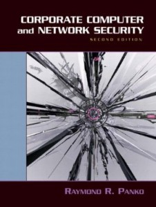 Test bank for Corporate Computer and Network Security 2nd Edition by Panko