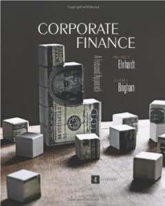 Test bank for Corporate Finance 4th Edition by Ehrhardt