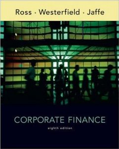 Test bank for Corporate Finance 8th Edition by Ross