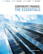 Test bank for Corporate Finance The Essentials Asia Pacific 1st Edition by Besley
