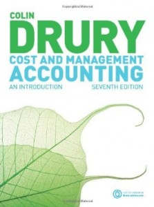 Test bank for Cost and Management Accounting 7th Edition by Drury
