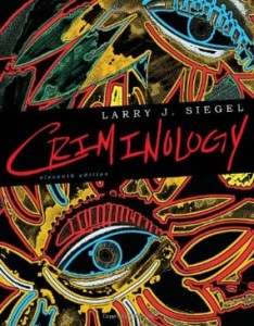 Test bank for Criminology 11th Edition by Siegel