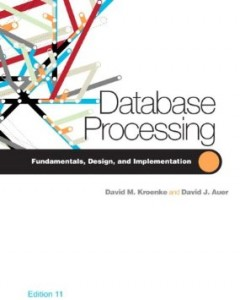 Test bank for Database Processing 11th Edition by Kroenke