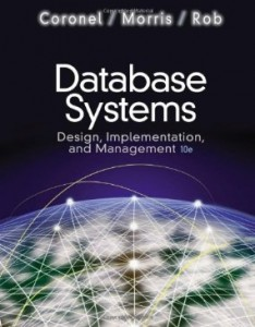 Test bank for Database Systems Design Implementation and Management 10th Edition by Coronel