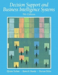 Test bank for Decision Support and Business Intelligence Systems 9th Edition by Turban