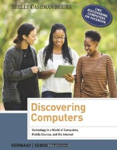 Test bank for Discovering Computers 2014 1st Edition by Vermaat
