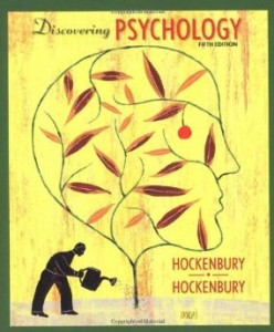 Test bank for Discovering Psychology 5th Edition by Hockenbury