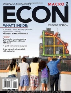 Test bank for ECON Macro 2nd Edition by McEachern