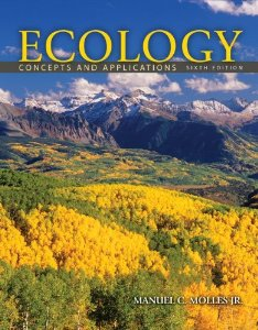 Test bank for Ecology Concepts and Applications 6th Edition by Molles