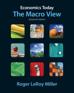 Test bank for Economics Today The Macro View 16th Edition by Miller