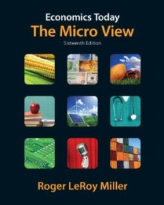 Test bank for Economics Today The Micro View 16th Edition by Miller