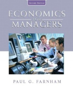 Test bank for Economics for Managers 2nd Edition by Farnham