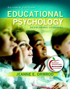 Test bank for Educational Psychology Developing Learners 7th Edition by Omrod