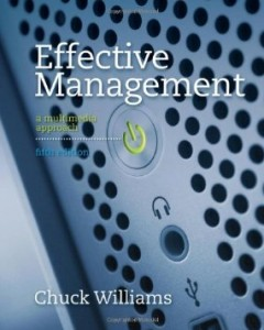 Test bank for Effective Management 5th Edition by Williams