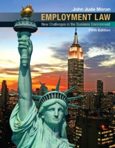 Test bank for Employment Law 5th Edition by Moran