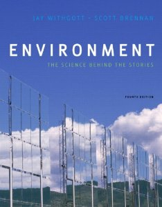 Test bank for Environment The Science Behind the Stories 4th Edition by Withgott