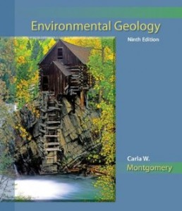 Test bank for Environmental Geology 9th Edition by Montgomery