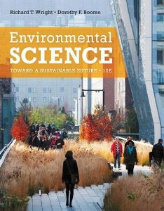 Test bank for Environmental Science Toward a Sustainable Future 12th Edition by Wright