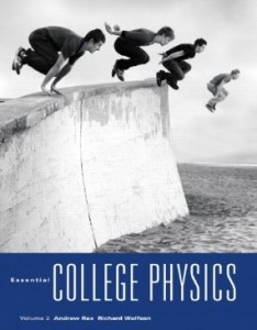 Test bank for Essential College Physics 1st Edition by Rex