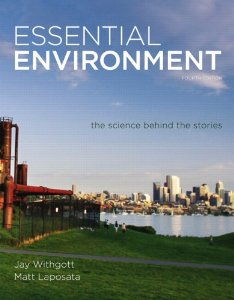 Test bank for Essential Environment The Science Behind the Stories 4th Edition by Withgott