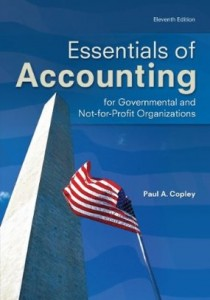 Test bank for Essentials of Accounting for Governmental and Not for Profit Organizations 11th Edition by Copley
