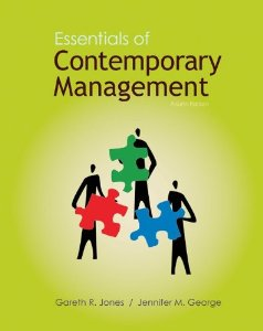 Test bank for Essentials of Contemporary Management 4th Canadian Edition by Jones