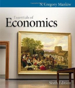 Test bank for Essentials of Economics 6th Edition by Mankiw