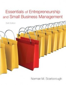 Test bank for Essentials of Entrepreneurship and Small Business Management 6th Edition by Scarborough