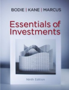 Test bank for Essentials of Investments 9th Edition by Bodie