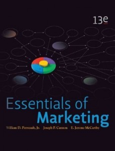 Test bank for Essentials of Marketing A Marketing Strategy Planning Approach 13th Edition by Perreault