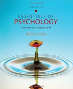 Test bank for Essentials of Psychology Concepts and Applications 3rd Edition by Nevid