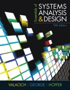 Test bank for Essentials of Systems Analysis and Design 5th Edition by Valacich