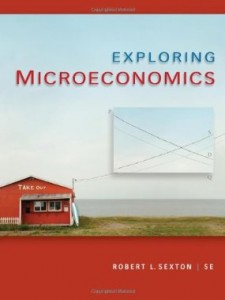 Test bank for Exploring Microeconomics 5th Edition by Sexton