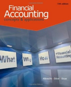 Test bank for Financial Accounting 11th Edition by Albrecht