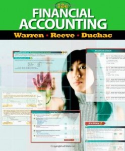 Test bank for Financial Accounting 12th Edition by Warren