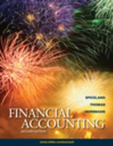 Test bank for Financial Accounting 2nd Edition by Spiceland