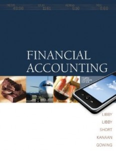 Test bank for Financial Accounting 4th Canadian Edition by Libby