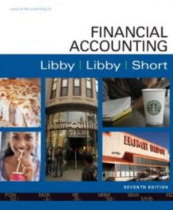 Test bank for Financial Accounting 7th Edition by Libby