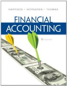 Test bank for Financial Accounting 9th Edition by Harrison