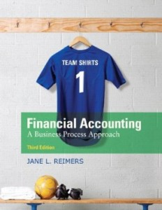 Test bank for Financial Accounting A Business Process Approach 3rd Edition by Reimers