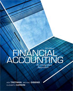 Test bank for Financial Accounting An Integrated Approach 5th Edition by Trotman