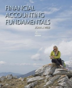 Test bank for Financial Accounting Fundamentals 4th Edition by Wild
