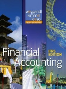 Test bank for Financial Accounting IFRS 1st Edition by Weygandt