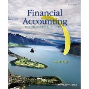 Test bank for Financial Accounting Information for Decisions 5th Edition by Wild