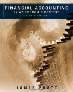Test bank for Financial Accounting in an Economic Context 8th Edition by Pratt