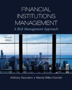 Test bank for Financial Institutions Management A Risk Management Approach 7th Edition by Saunders