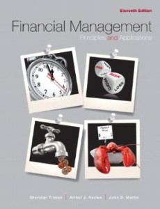 Test bank for Financial Management Principles and Applications 11th Edition by Titman