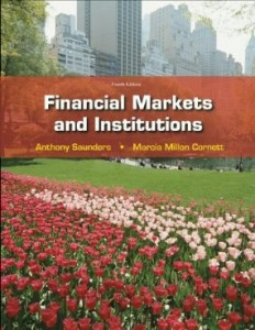 Test bank for Financial Markets and Institutions 4th Edition by Saunders