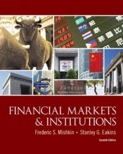 Test bank for Financial Markets and Institutions 7th Edition by Mishkin