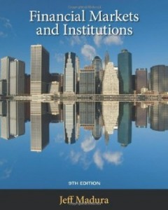 Test bank for Financial Markets and Institutions 9th Edition by Madura